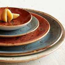 steelite craft dinnerware with artisan glazes. Black Bedroom Furniture Sets. Home Design Ideas
